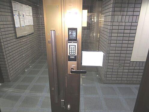 中古マンション-中央区日本橋中洲 オートロックシステム