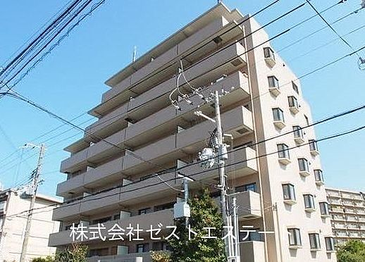 マンション(建物一部)-神戸市長田区明泉寺町2丁目 街並みに映える佇まい