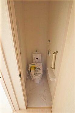新築一戸建て-名取市大手町3丁目 トイレ