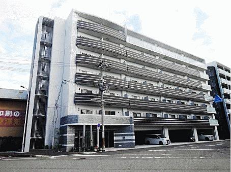 マンション(建物一部)-大阪市港区波除 外観