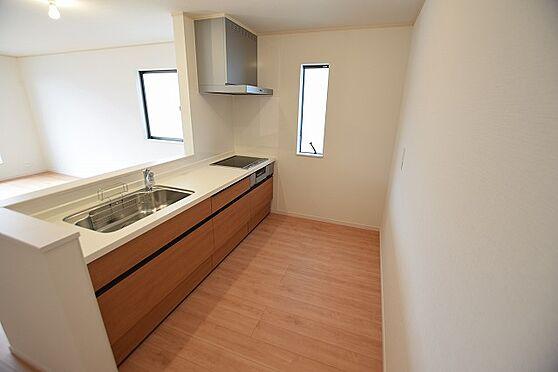 新築一戸建て-仙台市宮城野区栄2丁目 キッチン