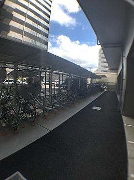 マンション(建物一部)-大阪市東淀川区東中島4丁目 駐輪場もあり。