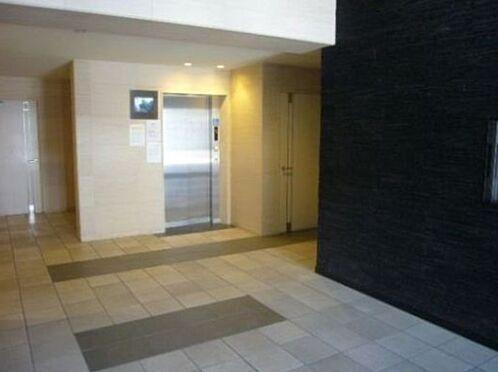 マンション(建物一部)-大阪市浪速区幸町3丁目 エレベーターは防犯モニター搭載