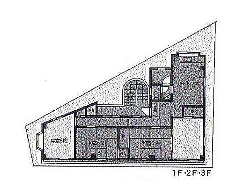 マンション(建物全部)-市川市塩焼 間取り