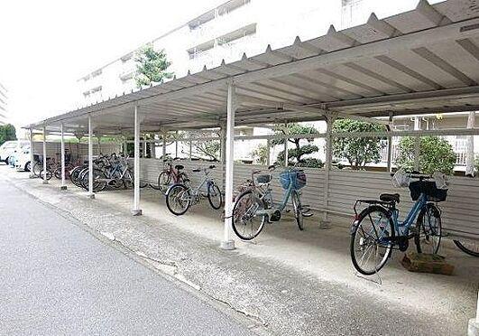 マンション(建物一部)-神戸市垂水区神陵台2丁目 駐輪場は屋根付き