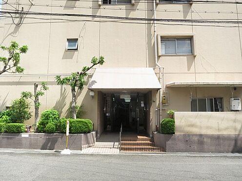 マンション(建物一部)-大阪市城東区成育5丁目 落ち着きのあるエントランス