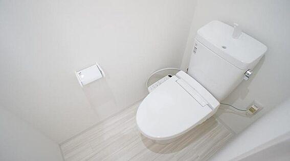マンション(建物全部)-仙台市若林区新寺2丁目 201・301・401号室 トイレ
