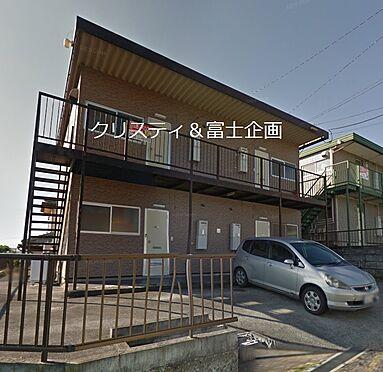 アパート-宇都宮市富士見ヶ丘 外観