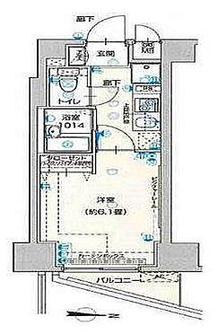 マンション(建物一部)-江東区北砂3丁目 間取り