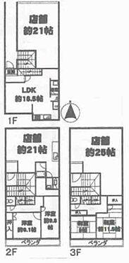 ビル(建物全部)-堺市東区丈六 間取り