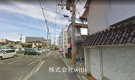 アパート-堺市堺区賑町2丁 周辺