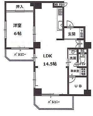 マンション(建物一部)-大阪市西区本田3丁目 使い勝手の良い間取り