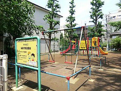 マンション(建物一部)-渋谷区神宮前1丁目 周辺環境:鳩森児童遊園地