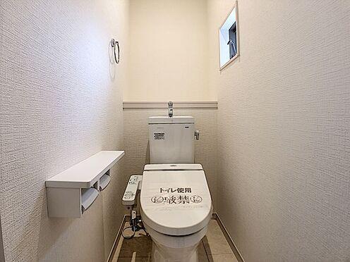新築一戸建て-岡崎市鴨田町字広元 トイレ