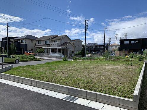 土地-一宮市今伊勢町本神戸字権現 現地写真(2021年6月撮影)周辺は閑静な住宅街となっております。