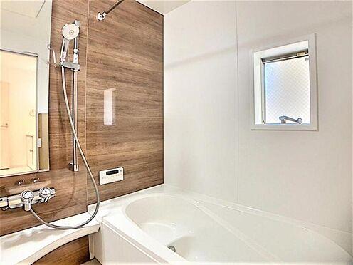 新築一戸建て-名古屋市天白区天白町大字八事字裏山 1日の疲れを癒す浴室。ゆったり浸かれます♪