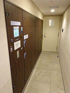 中古マンション-中央区築地7丁目 宅配BOX