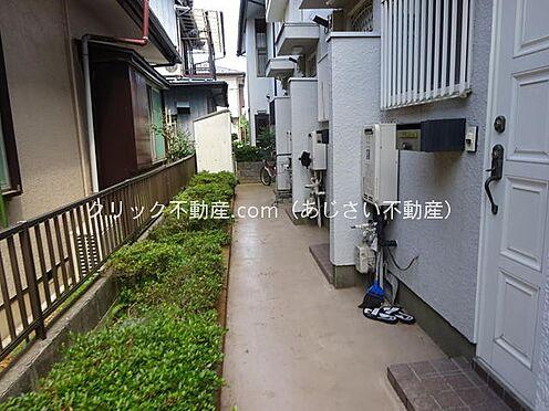 アパート-佐倉市中志津1丁目 玄関