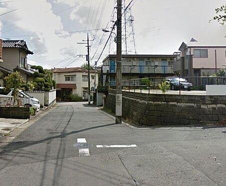 アパート-千葉市若葉区西都賀2丁目 前面道路