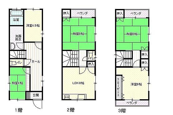 店舗・事務所・その他-大阪市旭区清水3丁目 外観