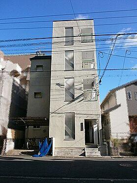 マンション(建物一部)-京都市左京区一乗寺築田町 スッキリとした外観です