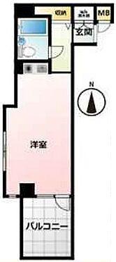 マンション(建物一部)-大阪市中央区内本町2丁目 南向きバルコニー