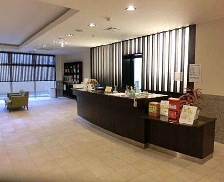 マンション(建物一部)-神戸市北区有馬町 綺麗に保たれているロビー