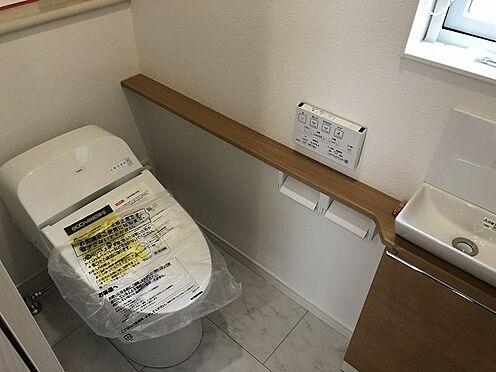 新築一戸建て-神戸市北区星和台2丁目 トイレ