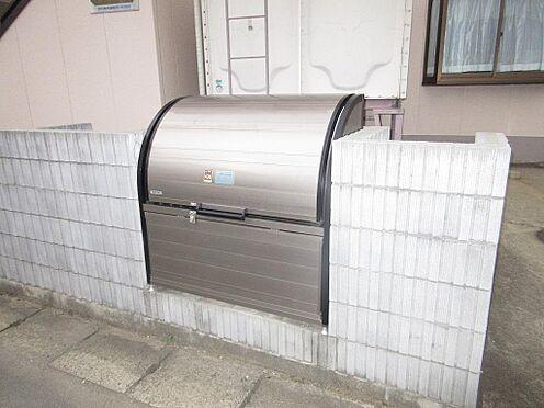 マンション(建物全部)-市川市大野町3丁目 ゴミ置き場も設置しました