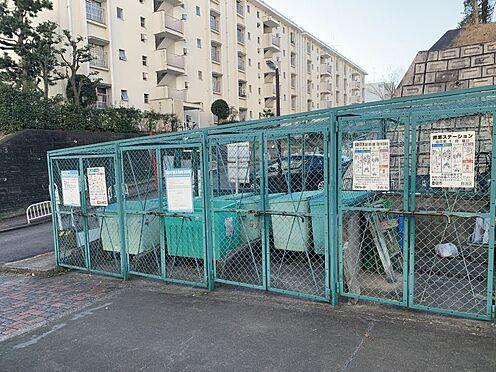 中古マンション-豊田市保見ケ丘6丁目 ゴミステーションは敷地内にあるのでお出かけのついでにゴミ捨てができます