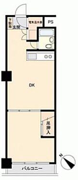 マンション(建物一部)-横浜市中区長者町2丁目 間取り