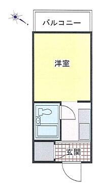 マンション(建物一部)-神戸市中央区北長狭通6丁目 間取り