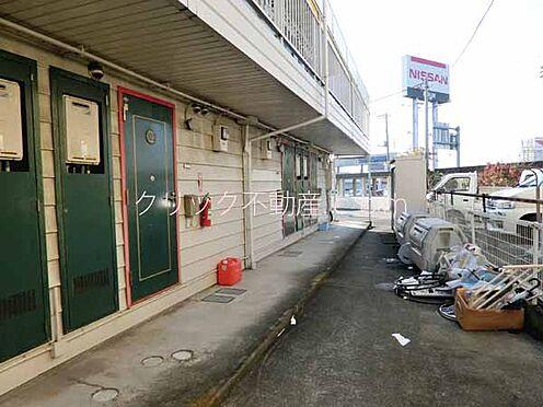 アパート-沼津市大岡 外観