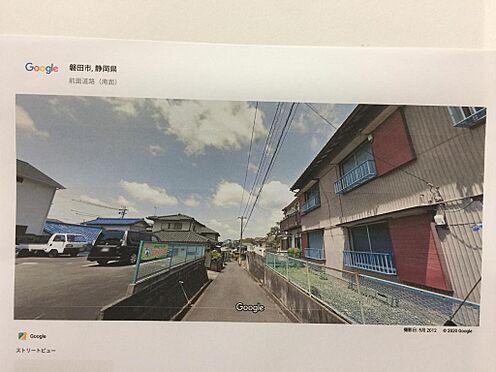 アパート-磐田市西貝塚 前面道路幅員3.3m