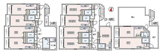 マンション(建物全部)-板橋区双葉町 ラレーブ板橋本町(仮)・ライズプランニング