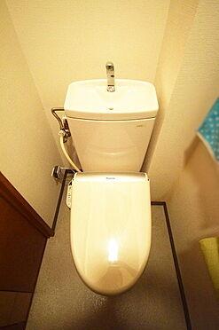中古マンション-八王子市台町3丁目 トイレ