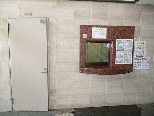 中古マンション-大阪市東成区東中本2丁目 管理事務所です
