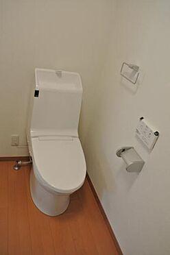 アパート-新宿区早稲田鶴巻町 トイレ