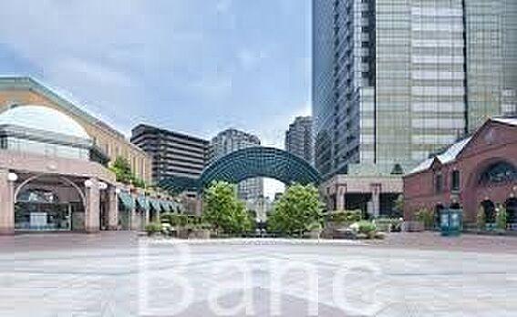 中古マンション-渋谷区恵比寿3丁目 恵比寿ガーデンプレイス 徒歩8分。 610m