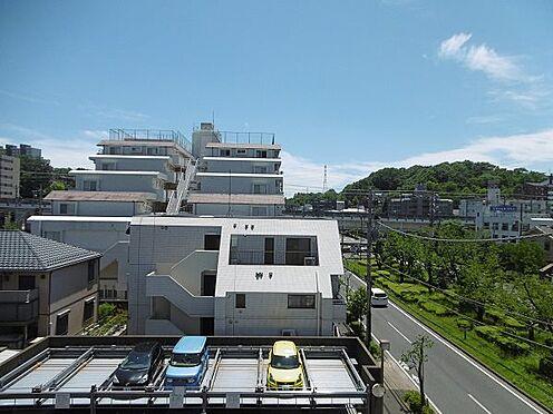 中古マンション-多摩市永山1丁目 南側の眺望。