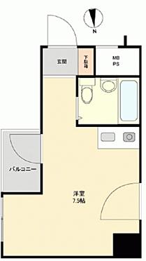 マンション(建物一部)-浜松市中区海老塚1丁目 間取り