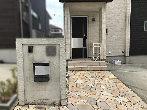 中古一戸建て-神戸市垂水区舞多聞西4丁目 玄関
