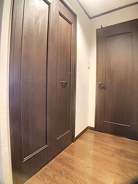 区分マンション-福岡市城南区別府6丁目 廊下部分収納ございます。