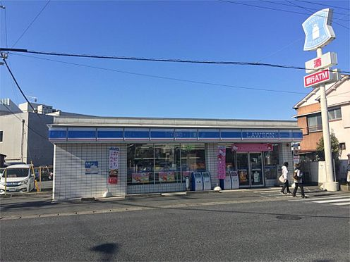 新築一戸建て-東松山市六軒町 ローソン東松山箭弓町店(1623m)