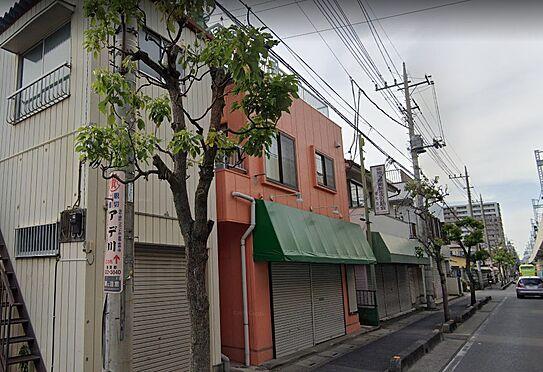 店舗付住宅(建物全部)-草加市氷川町 外観