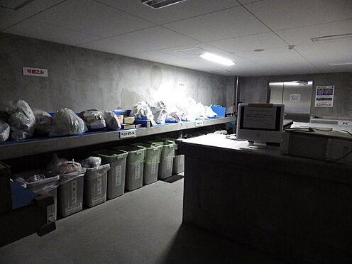マンション(建物一部)-文京区千駄木5丁目 ゴミ集積所