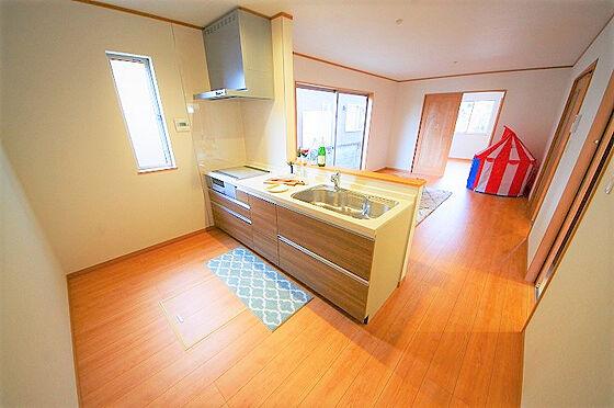 新築一戸建て-名取市植松4丁目 キッチン