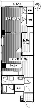 マンション(建物一部)-高崎市柳川町 間取り