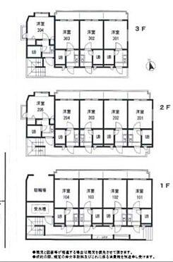 マンション(建物全部)-目黒区五本木2丁目 間取り