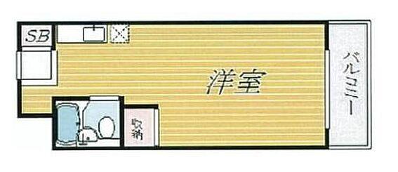 マンション(建物一部)-世田谷区成城2丁目 間取り